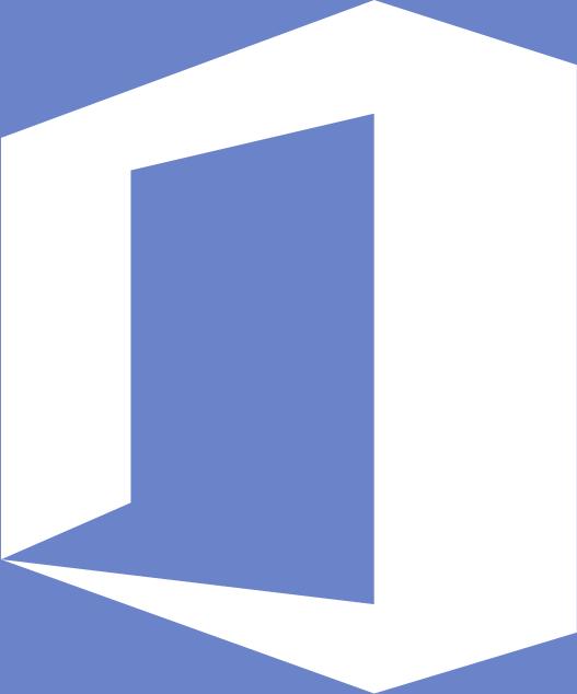 Microsoft Office 2016 logo